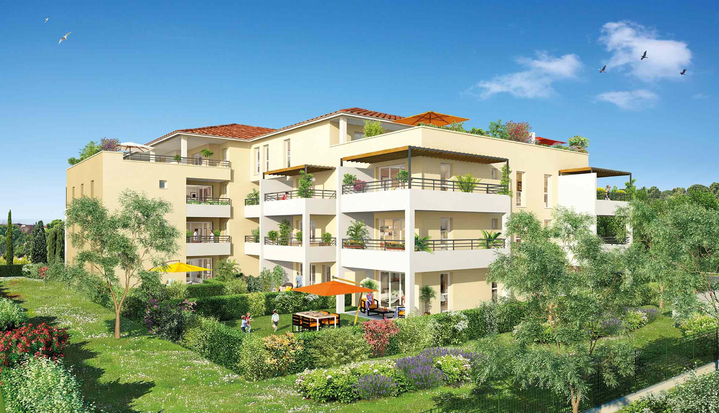 Un programme immobilier à Montpellier: ce sont les nouveaux propriétaires qui en parlent le mieux